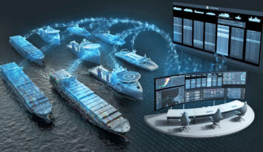 The Future Shipping Company: Autonomous Shipping Fleet Operators