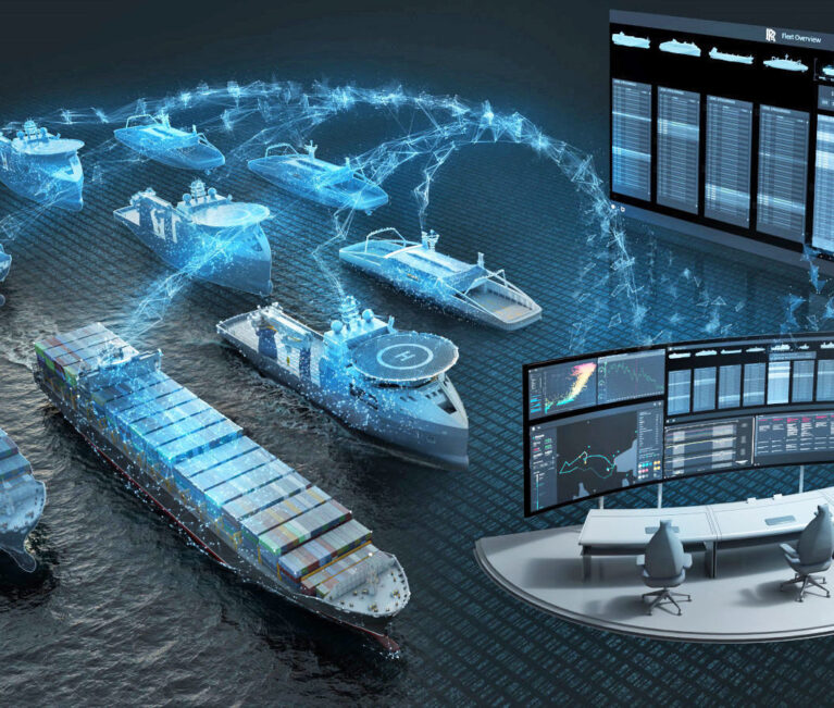 (Türkçe) The Future Shipping Company: Autonomous Shipping Fleet Operators