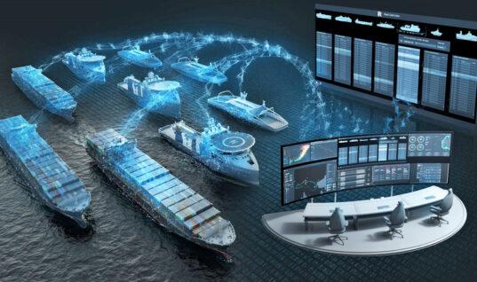 The Future Shipping Company: Autonomous Shipping Fleet Operators